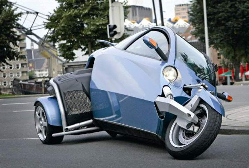 Carver Motorcycle Car For Sale